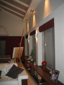 roló függöny, lapfüggönnyel