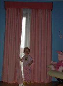 Blackout függöny gyerekszobába