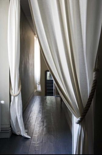 Térelválasztó függöny kika