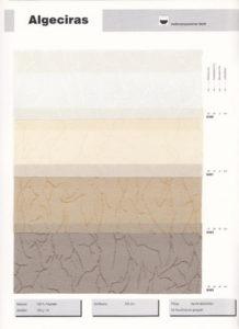 Algeciras szín minta