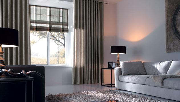 Milyen s t t t f gg nyt v lasszak alda f gg ny lak stextil - Gordijnen voor moderne woonkamer ...