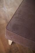 Modern, egyszínű bútorszövet