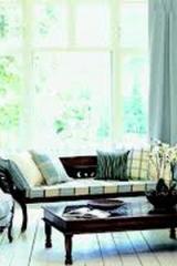 sötétítő függöny nappaliban