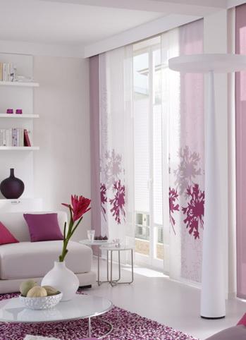Függöny, lapfüggöny, lakástextil